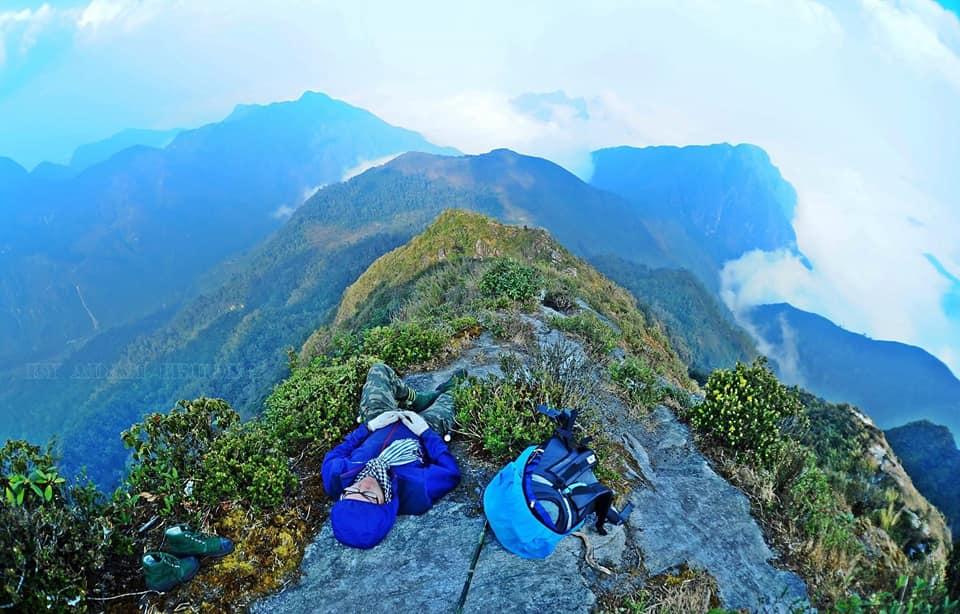 Bạch Mộc Lương Tử trekking hấp dẫn