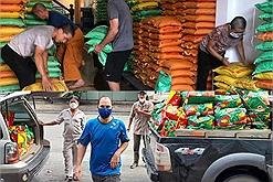 Tấm lòng thơm thảo của anh Tây ở Sài Gòn: tặng nghìn túi thực phẩm giúp người nghèo