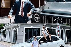 CEO đẹp trai bán xe lấy tiền làm từ thiện, lỗ vài trăm đến cả tỷ không vấn đề, chỉ mong sớm có tiền giúp bà con