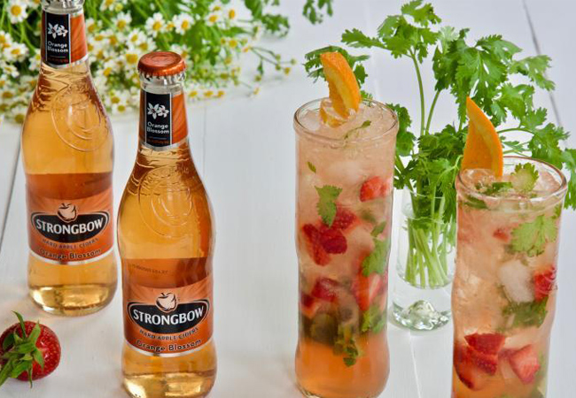 cocktail hoa quả