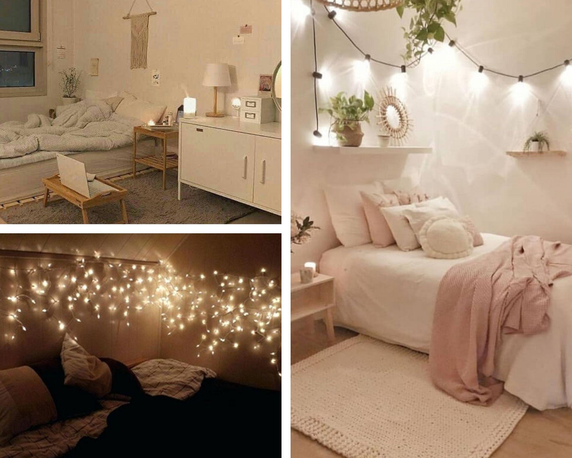 top những vật dụng decor phòng ngủ xinh