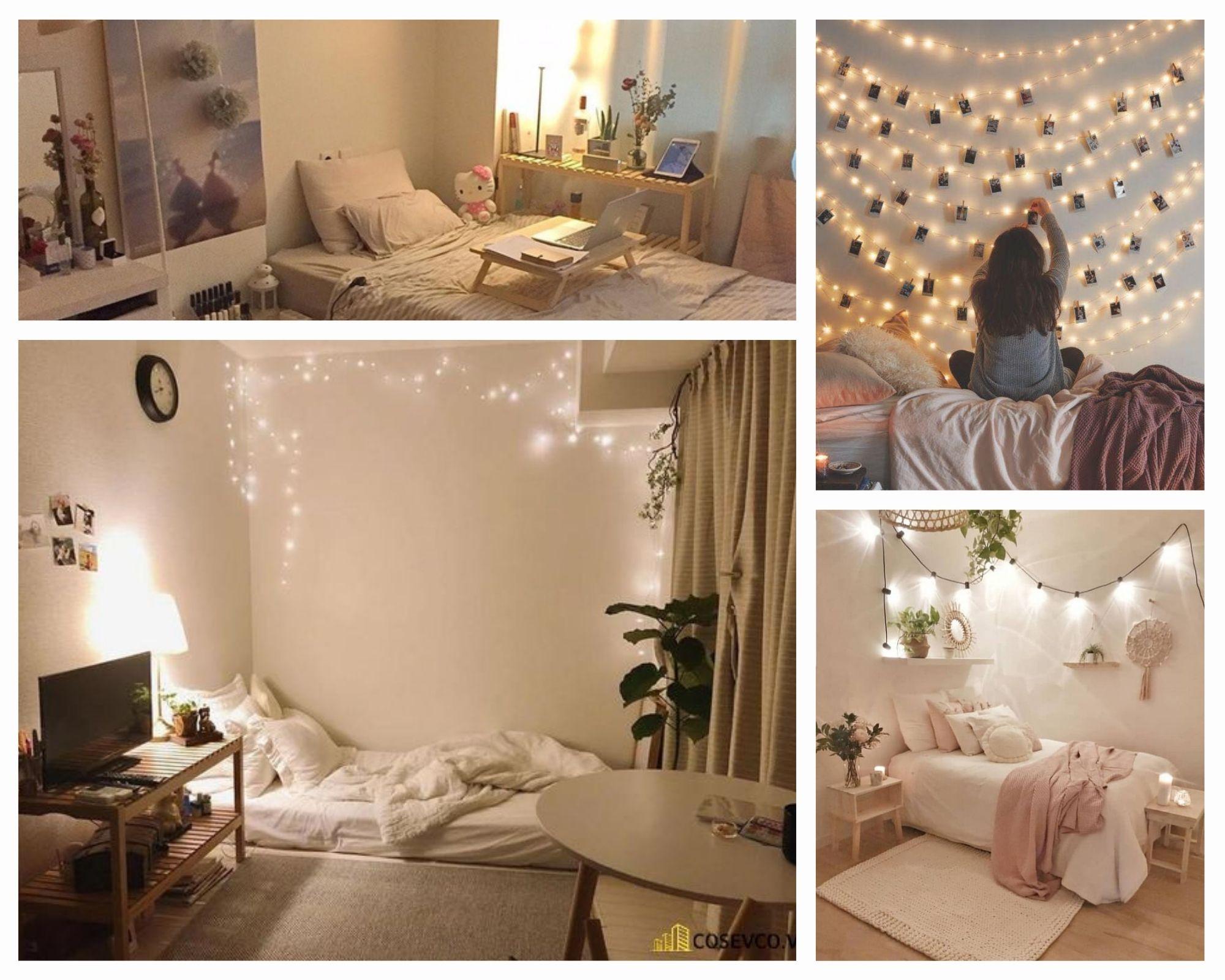 đèn led cho phòng ngủ