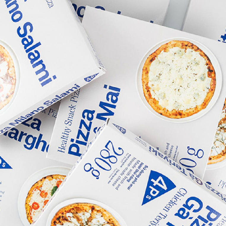 """Mỳ cua và Pizza 4 cheese đông lạnh từ nhà Pizza 4P's """"cứu cánh"""" mùa dịch Covid-19"""