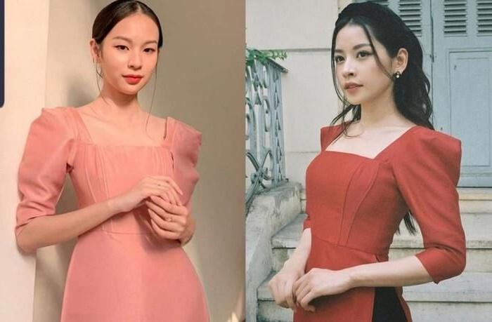 Chi Pu và Phí Phương Anh mặc cùng bộ bikini ai đẹp hơn ai