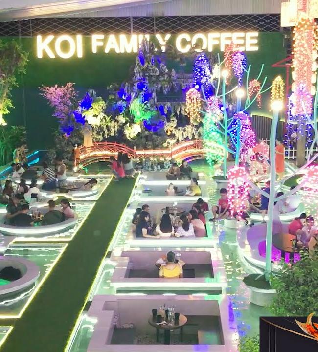 Koi Family Coffee