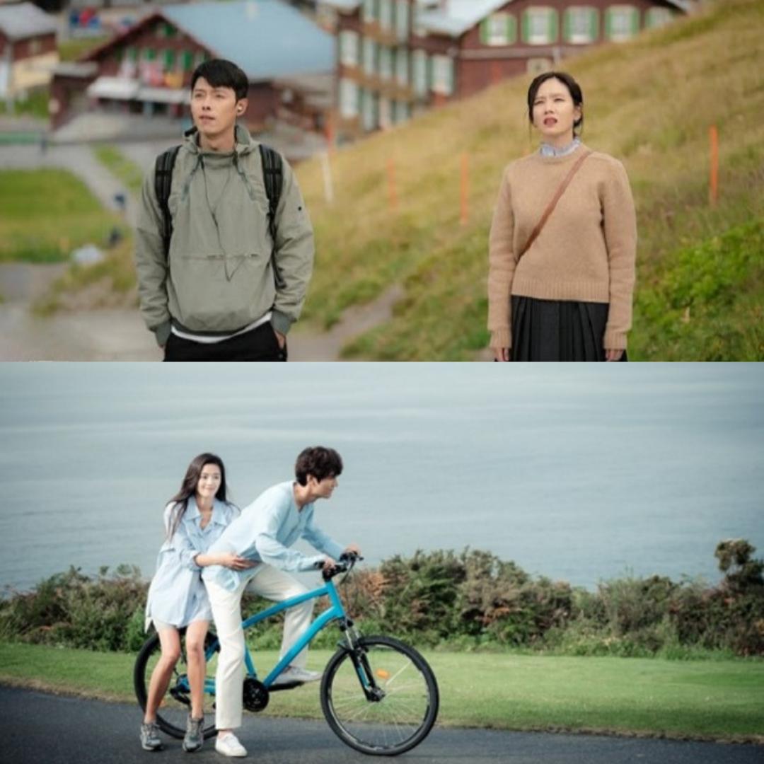 9 bộ phim Hàn Quốc có khung cảnh đẹp mê mẩn khiến bạn muốn vi vu nước ngoài ngay lập tức