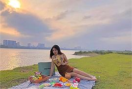 Tất cả những lưu ý bạn cần để có một buổi camping tuyệt vời tại chân cầu Vĩnh Tuy