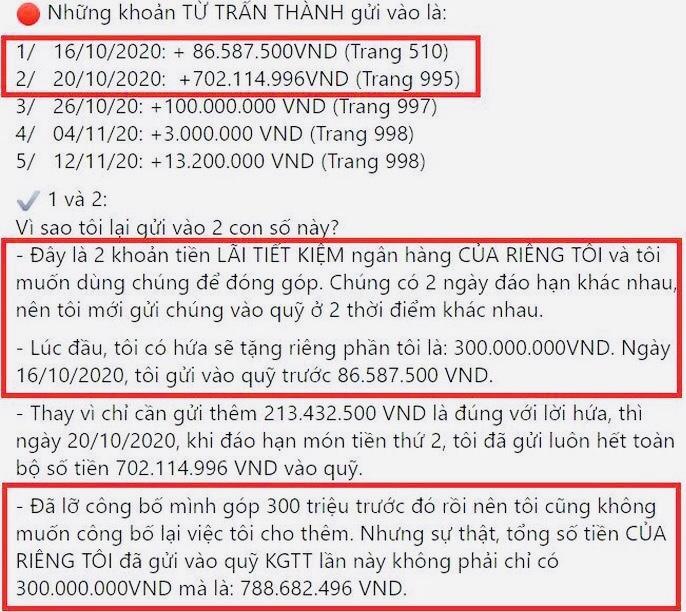 anh trai Trường Giang khẳng định Trấn Thành không cần lấy 50 tỷ