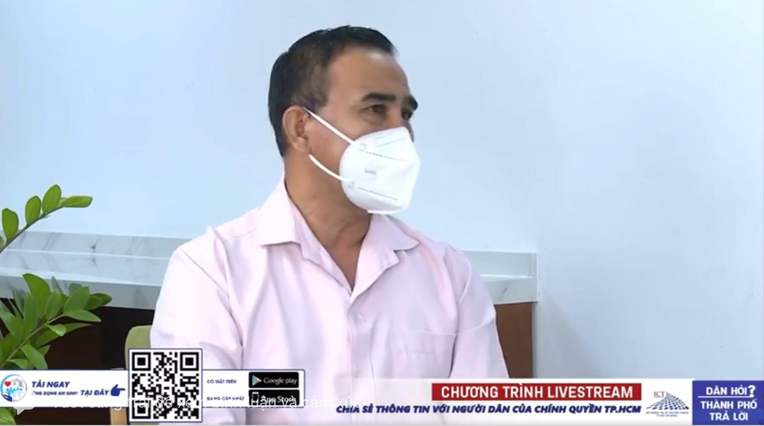 Quyền Linh lại nói hộ lòng người trên livestream: