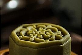Trổ tài làm Bánh trung thu Lava Trà xanh trứng chảy cực hấp dẫn cho cả nhà trầm trồ