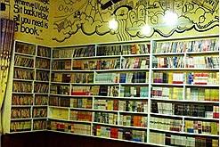 Sự kết hợp của thư viện với không gian thưởng thức đồ uống sang trọng của quán cafe sách đỉnh nhất Đà Nẵng