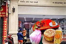 Năm nay hết cảnh khách xếp hàng mua bánh, tiệm bánh Trung thu Bảo Phương nức tiếng Hà Nội vẫn quá tải đơn hàng