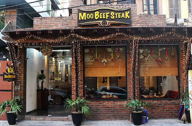 Moo beef Steak Trần Quốc Toản