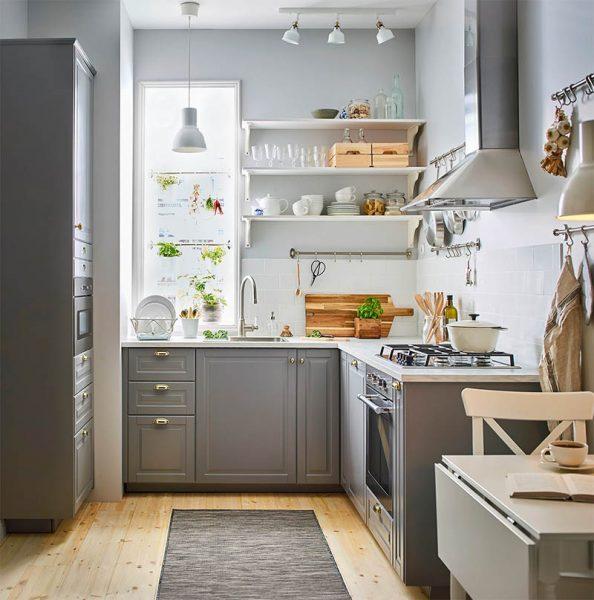 trang trí nhà bếp đẹp