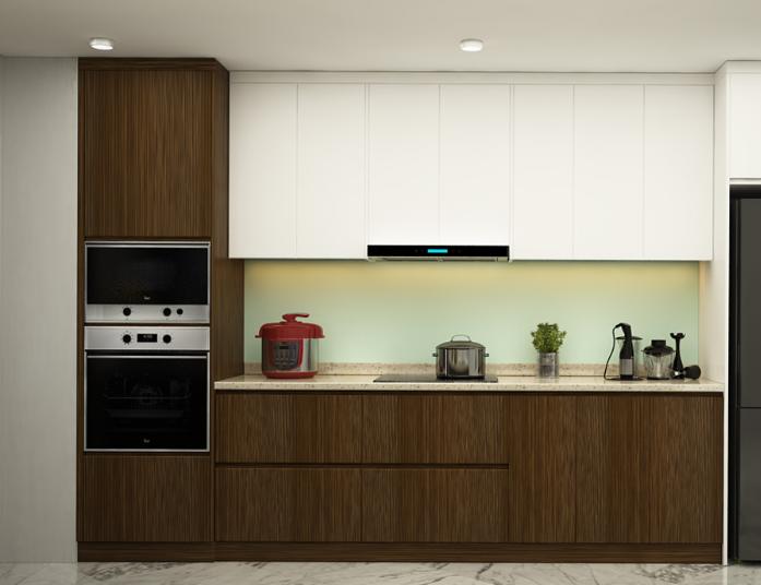 cách trang trí nhà bếp chuẩn đẹp cho không gian nhỏ