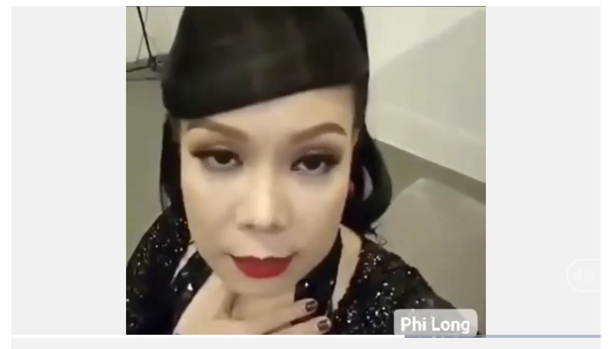 Clip kêu gọi từ thiện của Việt Hương