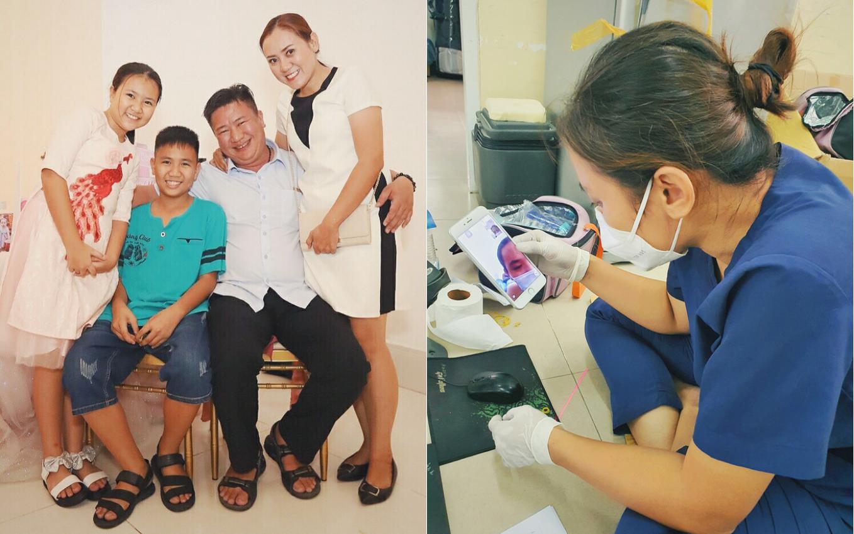 Mẹ vừa đi xa, 2 con thơ đều là F0, vợ chồng điều dưỡng viên nuốt nước mắt vào trong, tiếp tục kiên trì chống dịch!
