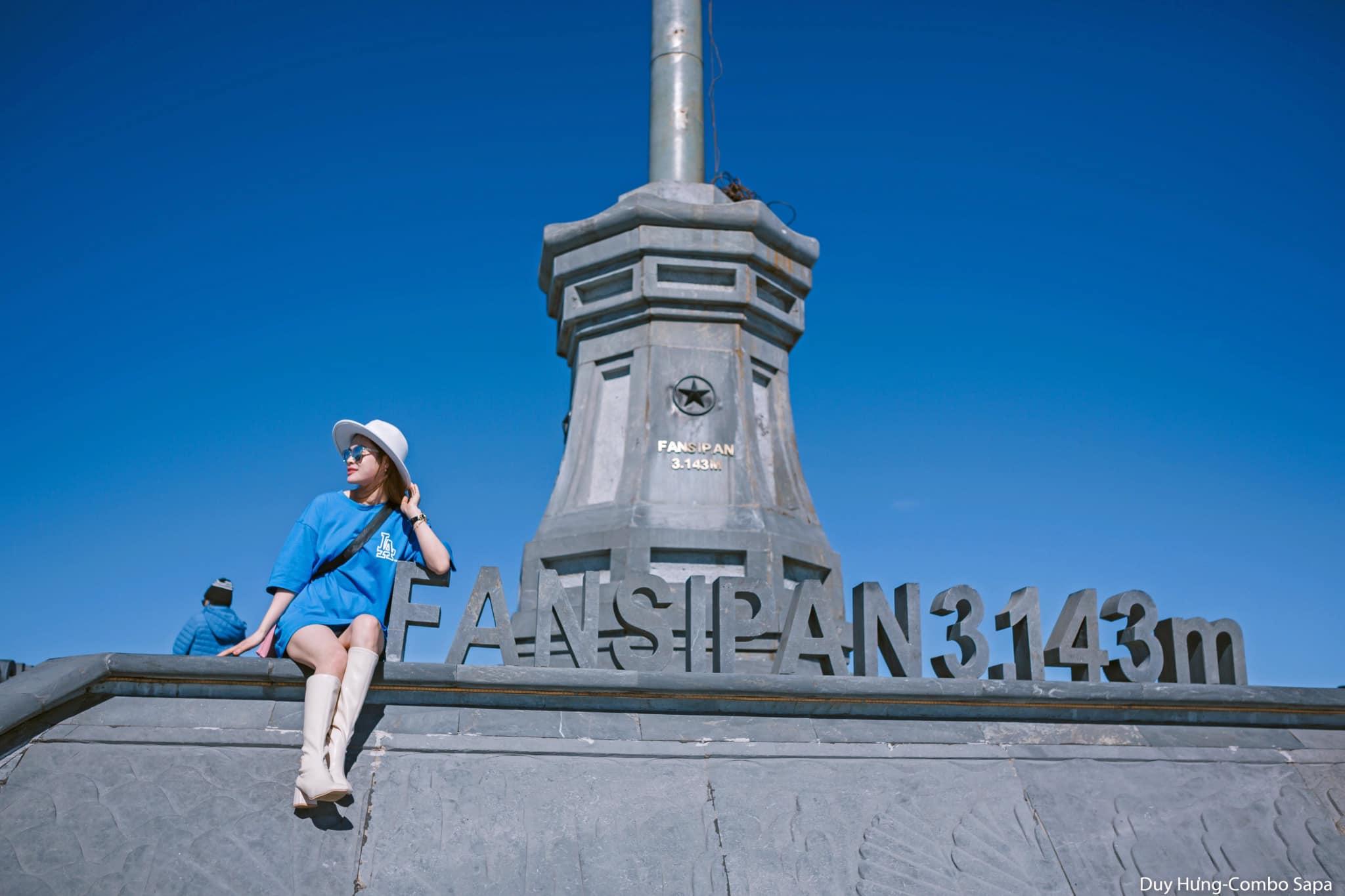 Khám phá du lịch Sapa tại đỉnh Fansipan