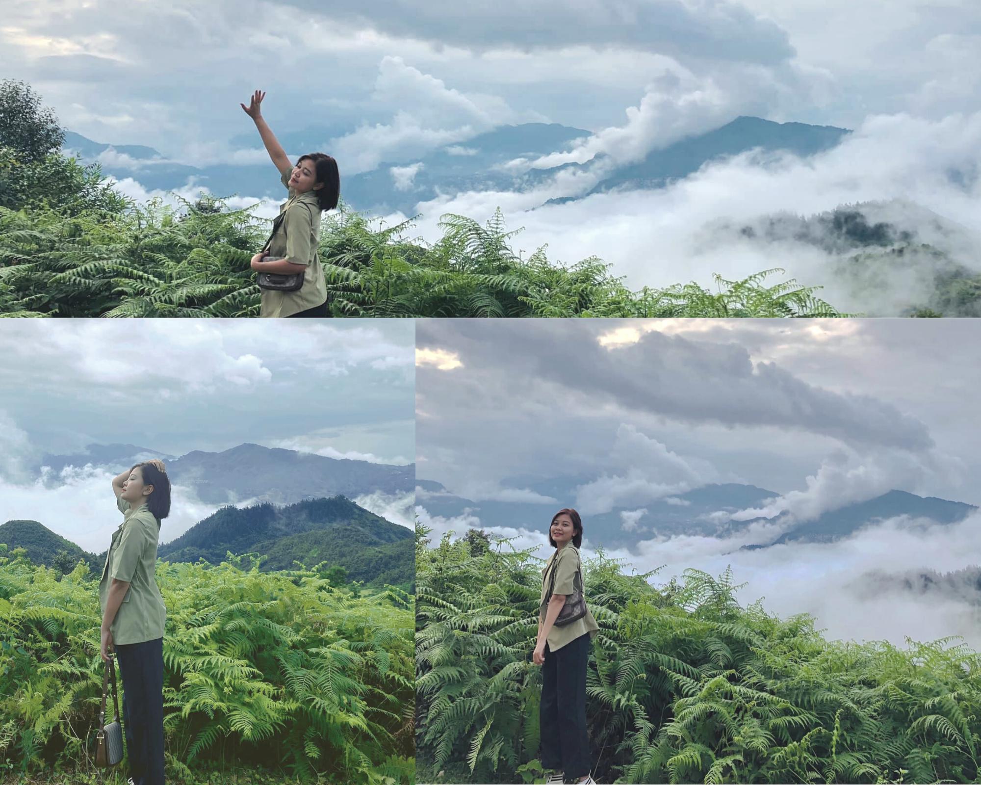 Sapa là địa điểm du lịch yêu thích các bạn trẻ tìm đến săn mây