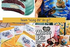 """Bộ sưu tập ăn vặt ở Hà Nội của team """"vùng đỏ"""" ngập tràn những món bánh hot lạ miệng dễ kiếm trong siêu thị"""