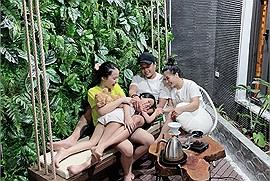 Cận cảnh nội thất nhà cực sang, chảnh của nam diễn viên hot nhất màn ảnh Việt