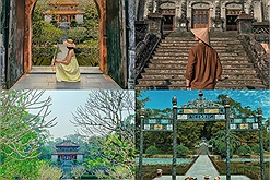 Một điểm đến không thể bỏ qua khi đến Huế, mang đầy hoài niệm về một cố đô vàng son: Lăng Minh Mạng