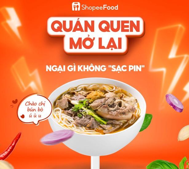 tình cảnh đặt đồ ăn của dân mạng Sài Gòn khi quán xá rục rịch mở lại