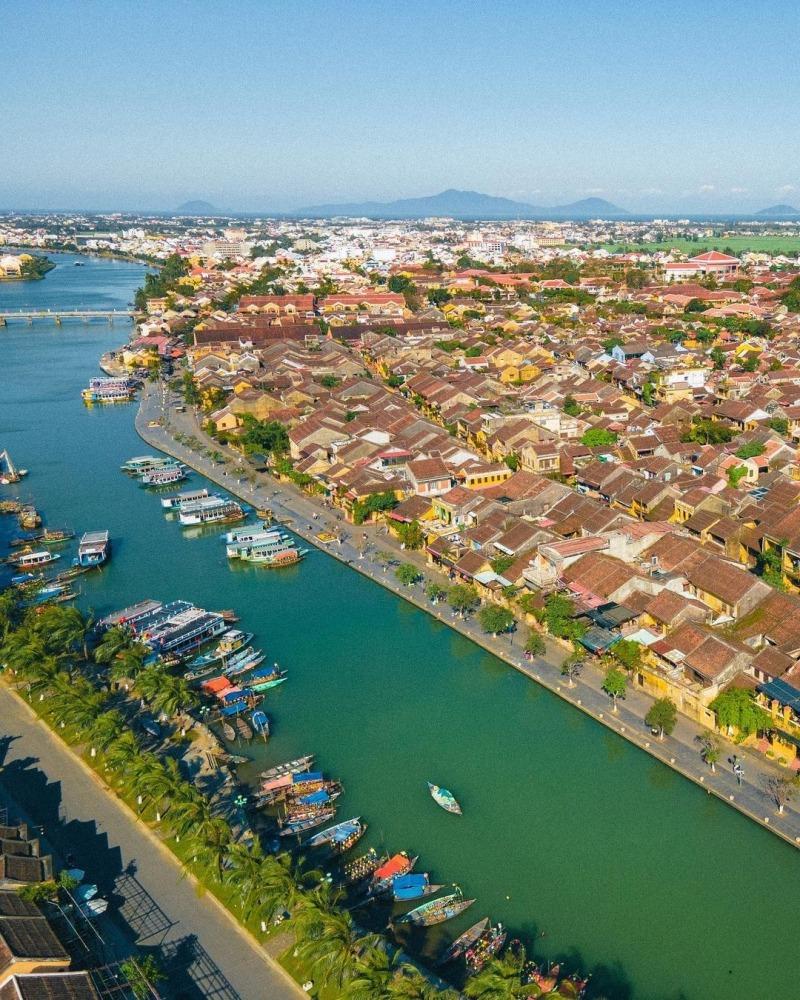 Hội An lọt top 15 thành phố du lịch hàng đầu châu Á bởi 1001 lý do khác nhau