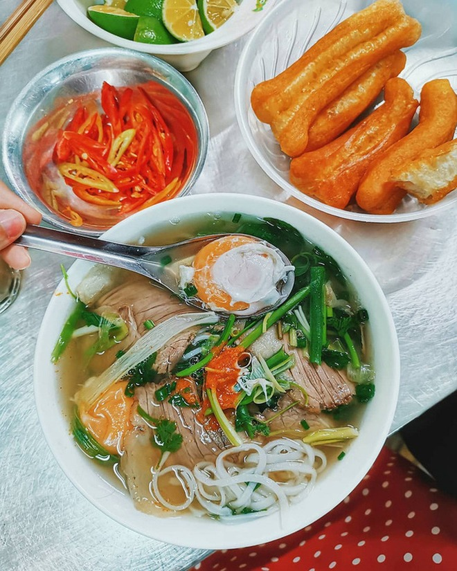 Đại diện duy nhất của Việt Nam được xướng tên trong top món ăn phải thử một lần trong đời