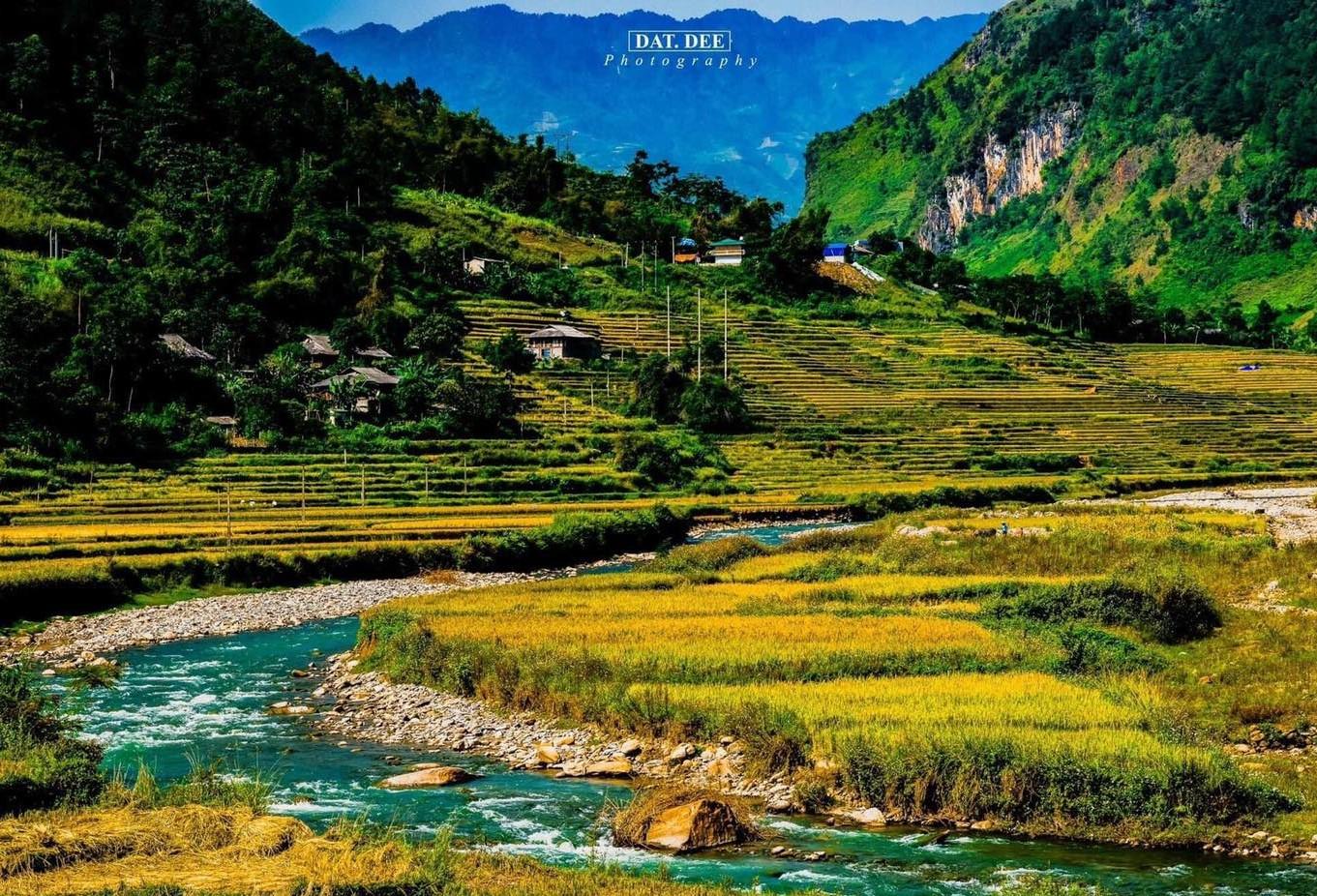 mùa thu sang ở các tỉnh thành của Việt Nam