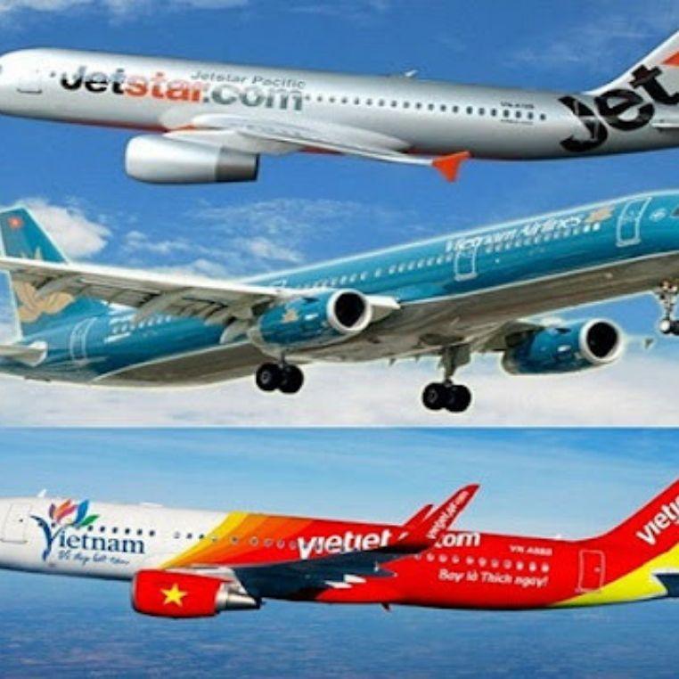 Giá vé máy bay tháng 10: nhiều hãng khuyến mãi sâu, TP.HCM - Hải Phòng, Hà Nội - Vinh chỉ 39.000
