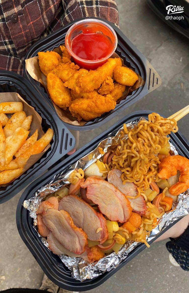 Krushouse – Mì trộn và đồ ăn online (Thanh Nhàn, Hai Bà Trưng)