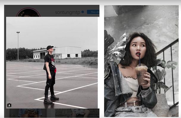cách chỉnh ảnh Instagram tông màu xám lạnh giống Sơn Tùng siêu nhanh