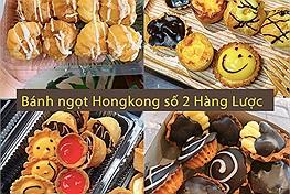 """Sướng nhất 'team vùng xanh"""", quán bánh ngọt Hồng Kông Hàng Lược tuổi thơ """"nức tiếng"""" trong các quán ăn vặt Hà Nội đã nhận đơn ship về"""