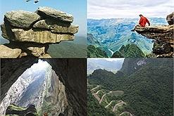 """Việt Nam cũng có loạt địa điểm du lịch nguy hiểm bậc nhất, không dành cho """"hội yếu tim"""", đến cả phượt thủ chuyên nghiệp cũng phải rén"""