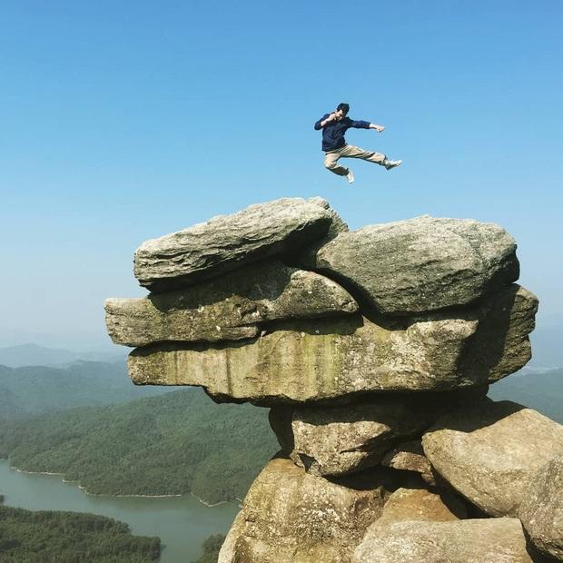 Núi Đá Chồng - Quảng Ninh