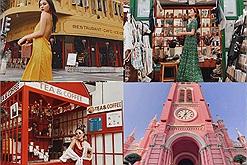 Thương Sài Gòn: nhớ một thành phố đầy màu sắc đúng nghĩa, bao giờ mới hết dịch để chúng mình checkin những chỗ này đây