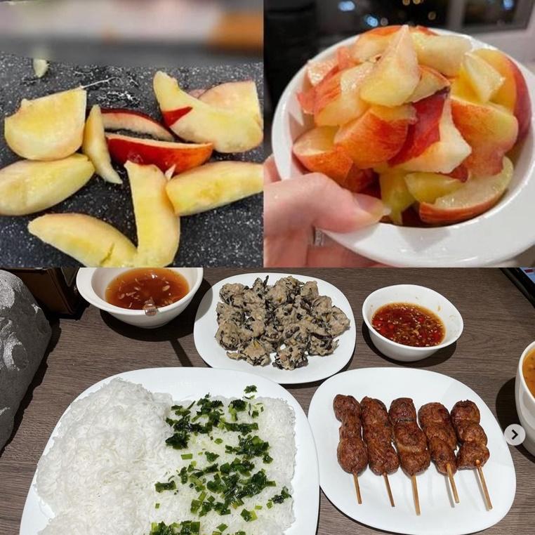"""Hari Won luộc trứng cũng không xong, Trấn Thành lại nấu ăn """"đỉnh của chóp"""", thường xuyên khoe BST cơm nhà ngon bá cháy"""