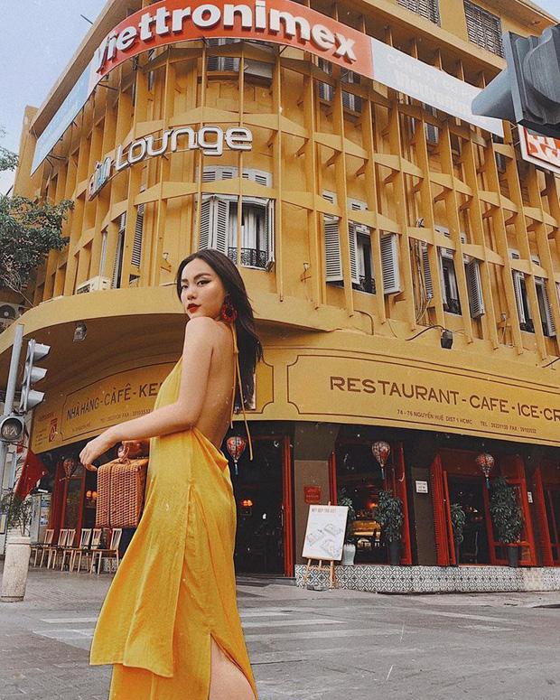 những địa điểm checkin đầy màu sắc đúng nghĩa ở Sài Gòn