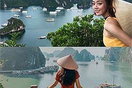 """Tận hưởng dịch vụ """"3 trong 1"""", ngắm tầm view panorama """"có một không hai"""" tại đảo Ti Tốp - hòn Ngọc trong lòng kì quan ở Quảng Ninh"""
