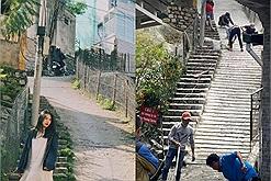 Dốc Nhà Bò Đà Lạt được tu sửa cho an toàn, nhiều tín đồ du lịch lại tiếc cảm giác mạnh