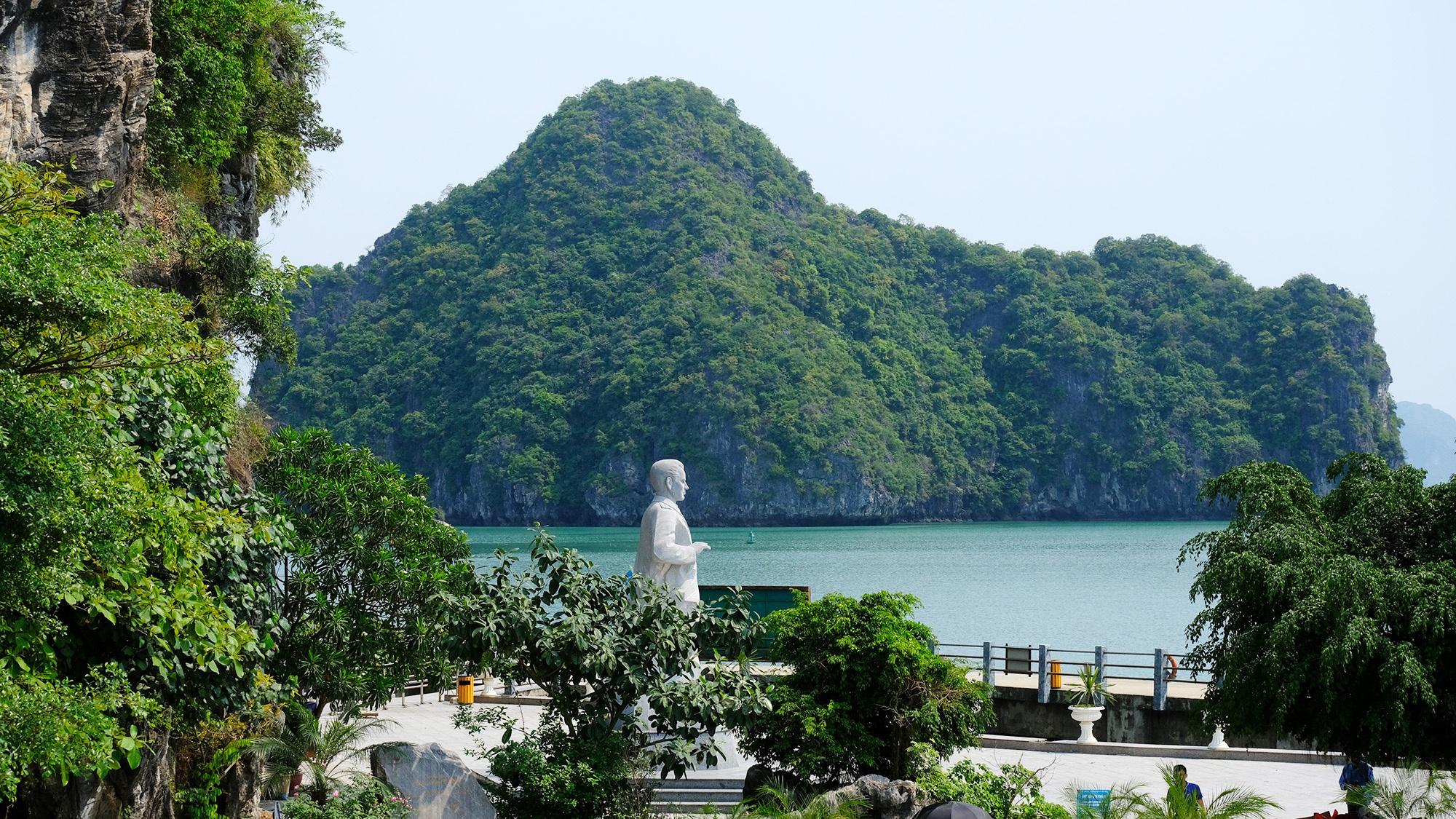 đảo Ti Tốp có gì đặv biệt