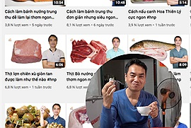 """Youtuber gây tranh cãi một thời: Duy Nến nghỉ dịch đành quay clip nấu ăn, nhưng có điểm này khiến netizen """"ám ảnh"""""""