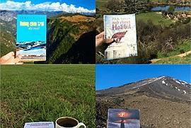 """Chàng """"mọt sách"""" check-in khắp thế giới cùng gia tài tri thức, từ Sicily đến Italy đều có mặt"""