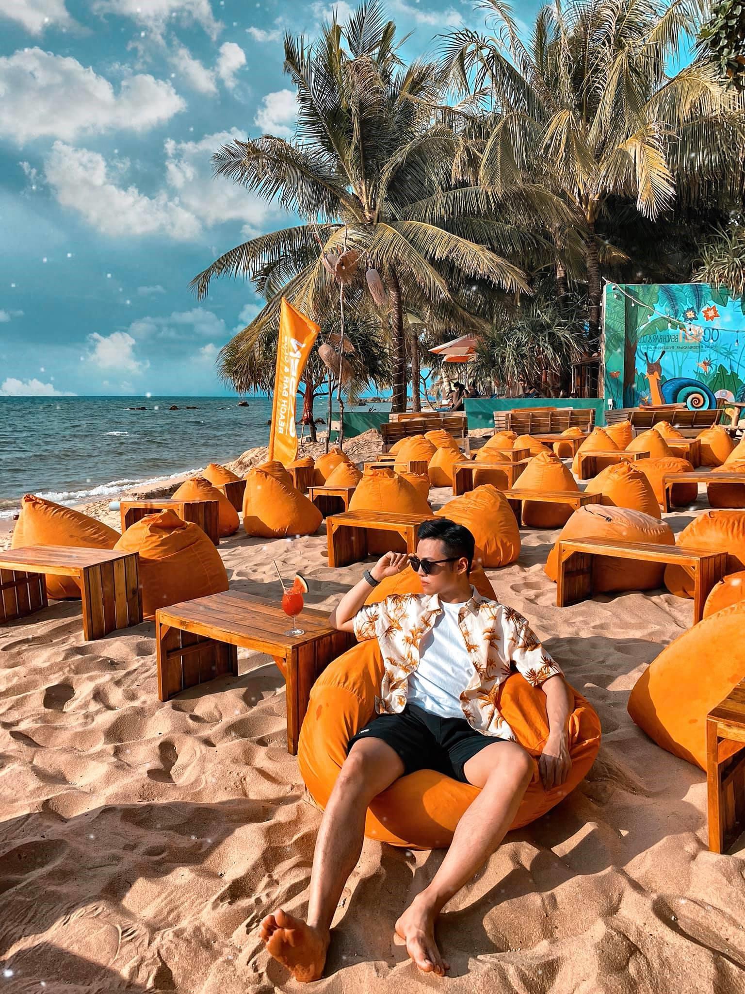 Oscen Beach Bar
