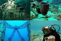 Đam mê trải nghiệm thì không thể bỏ qua những thành phố dưới đáy đại dương mang vẻ đẹp đầy huyền bí này