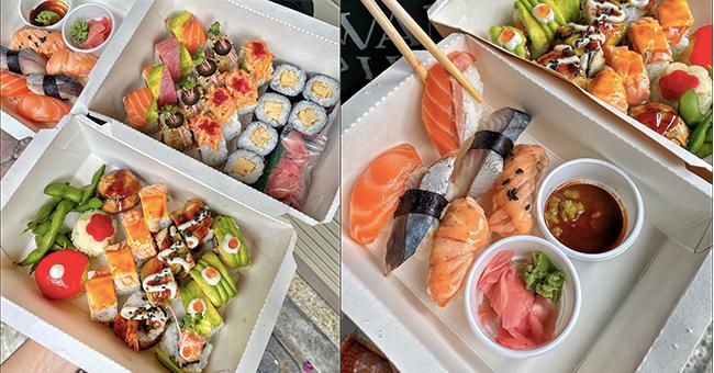 Sushi 29k/roll - Sushi LAB