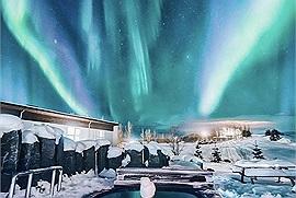 Những địa điểm săn Bắc cực quang đẹp nhất thế giới: từ khách sạn băng ở Thụy Điển đến vùng hoang dã Alaska