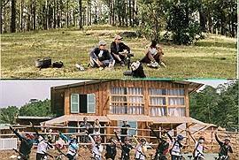 Rời thành phố xô bồ, chàng trai lên rừng dựng homestay, cùng người dân vùng núi làm du lịch bền vững