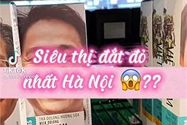 Xuất hiện siêu thị đắt nhất Hà Nội: 3 củ hành tây giá 126k, hộp trà giá gần 1 triệu?
